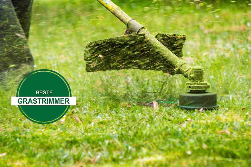 Beste Grastrimmer volgens Maaimachines.BE