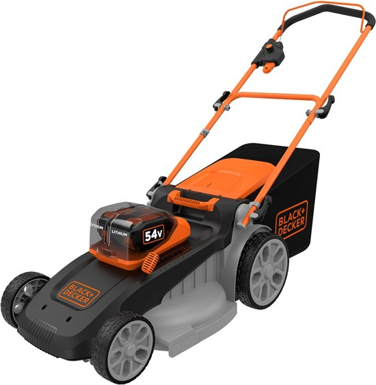 Black+Decker CLM5448PC2 54V - Maaimachines.be