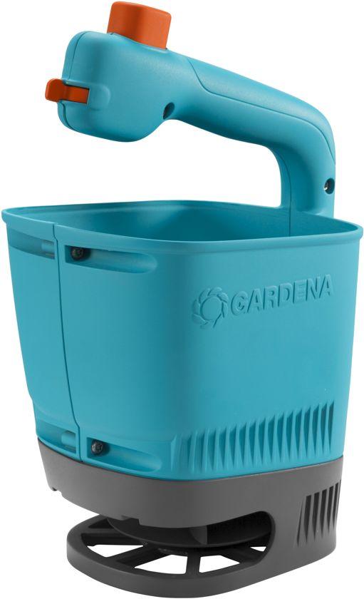 GARDENA Handstrooier M - 100 m2 - Maaimachines.be