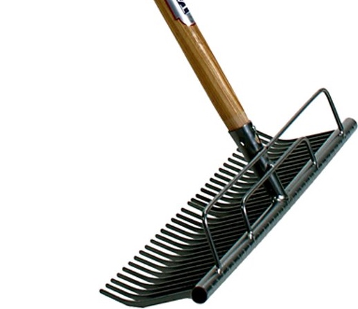 Talen Tools Grashark 32 tanden aluminium - Maaimachines.be